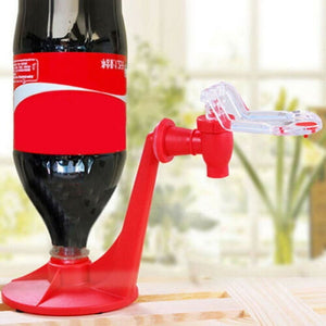 Soda Bottle Screw-On Dispenser