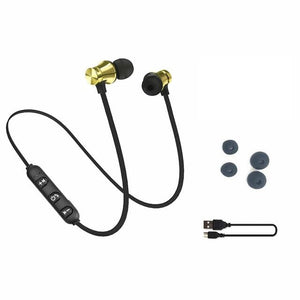 Wireless Earphones - gold