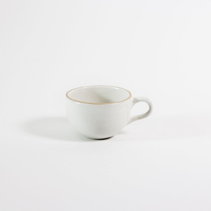 Set de 4 Taza Sak Blanco