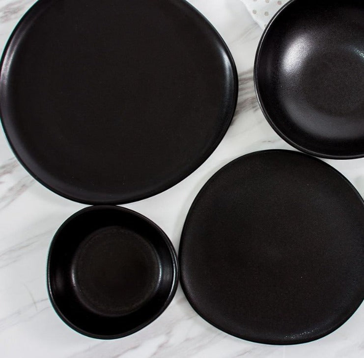 Set de 4 Bowl Chico Kobe Negro