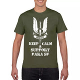 Keep Calm & Support Para SF