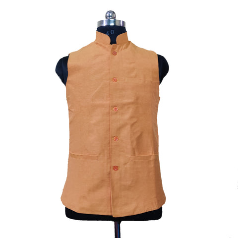 Modi Jackets Handloom Cotton ( Slim Fit )