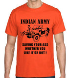 Indian Army Saving Your Ass