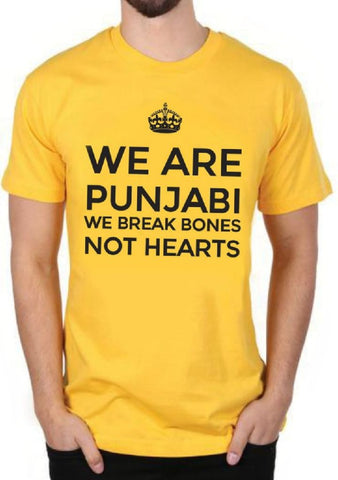 We are Punjabi