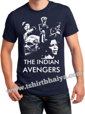 The Indian Avengers
