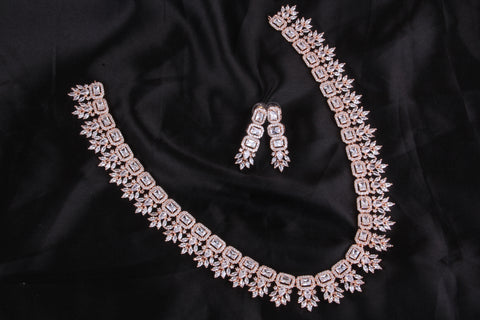 Premium Diamond Replica Necklace Code 919209WRGX