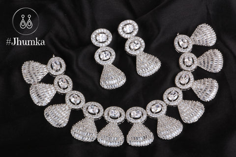 Premium Diamond Replica Necklace Code 918909S