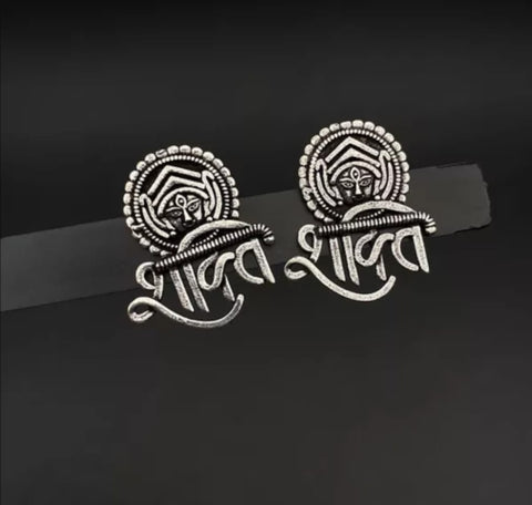 Maa Durga Shakti Premium quality Earrings