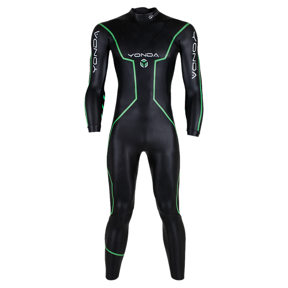 Ghost Wetsuit - Mens - Ex Demo