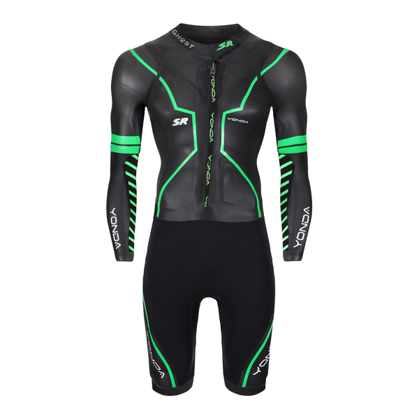 Ghost Swim Run - Wetsuit - Mens
