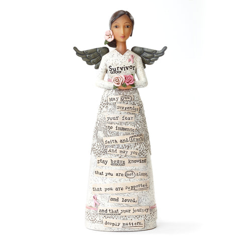 Survivor Angel Figurine