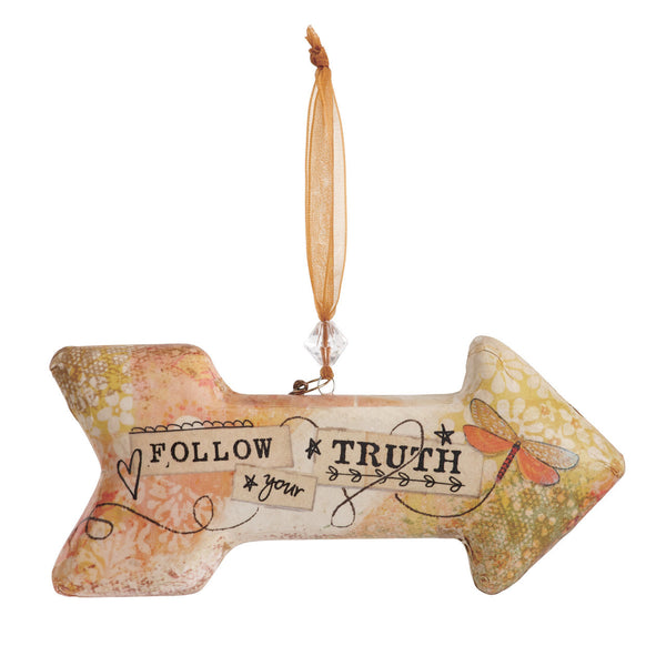 Follow Your Truth Ornament