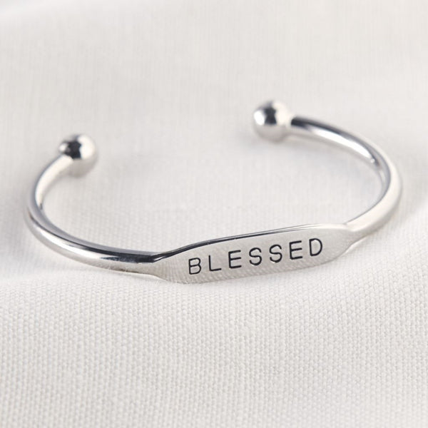MY FIRST BRACELET: Blessed
