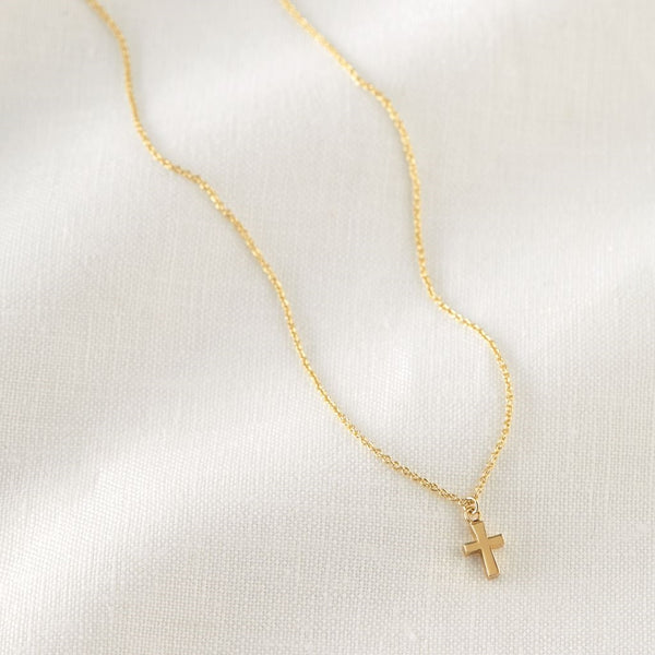 MY FIRST CROSS NECKLACE