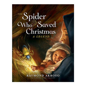 The Spider Who Saved Christmas Book