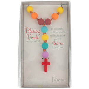 BLESSING BEADS TEETHING NECKLACE
