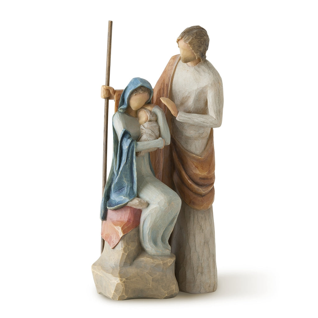 WILLOW TREE® THE HOLY FAMILY STATUE