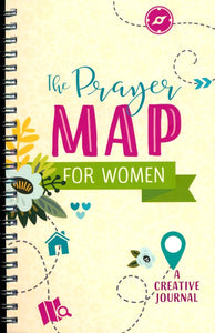 The Prayer Map for Women Journal