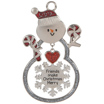 Snowman Collectable Ornament