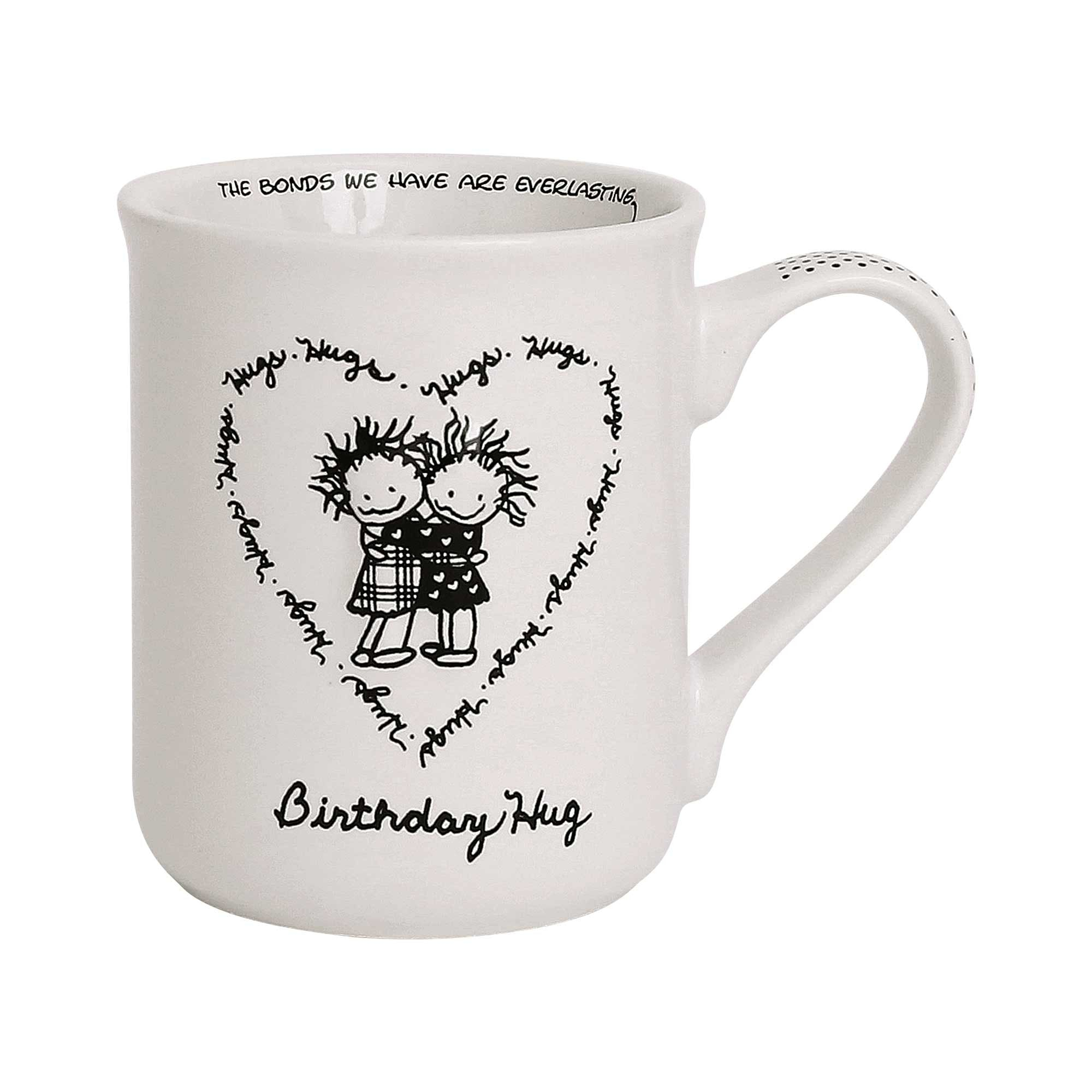 Birthday Hug Mug