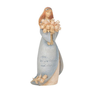 Mom Mini Figurine