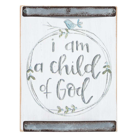Child of God Sign