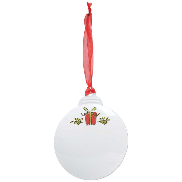 Tin Christmas Ornaments