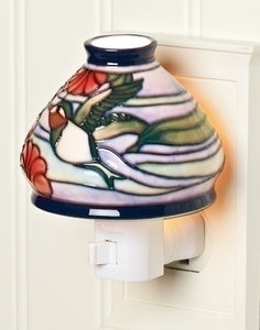 Tiffany Style Ceramic Night Light