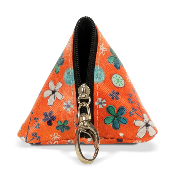 Triangle Bag & Coin Purse