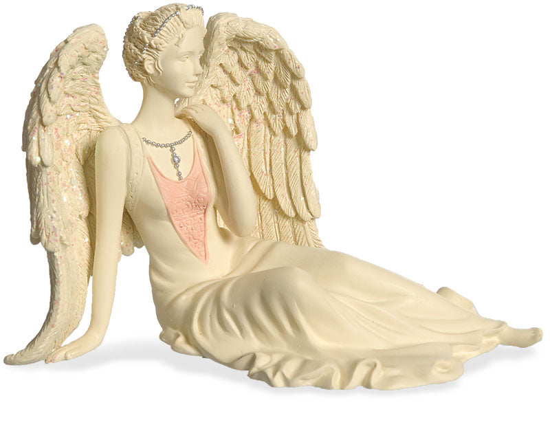 Reflections Angel Figurine