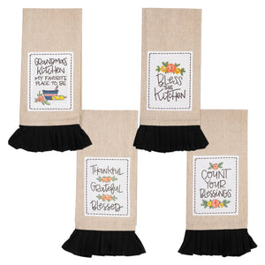 Floral Tea Towel Collection
