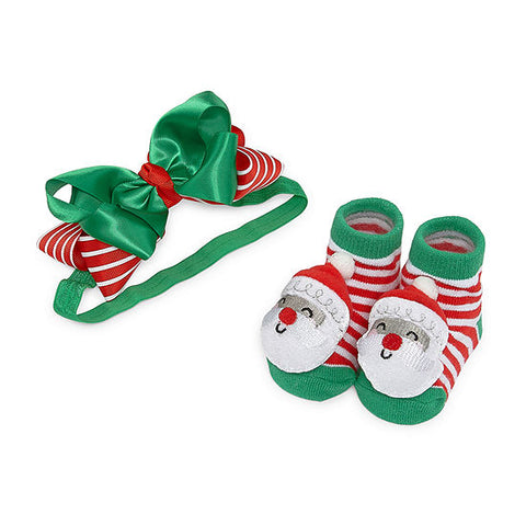 Baby  Girls 2piece Christmas Set