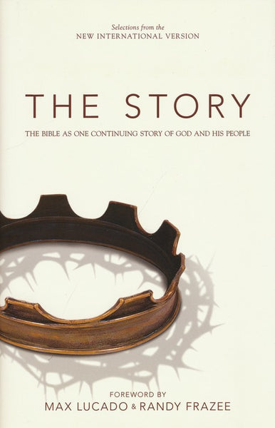 """The Story"" Bible NIV/NKJV"