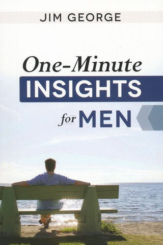 One-Minute Insights for Men Booklets
