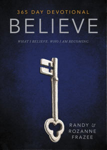 Believe - 365 Day Devotional