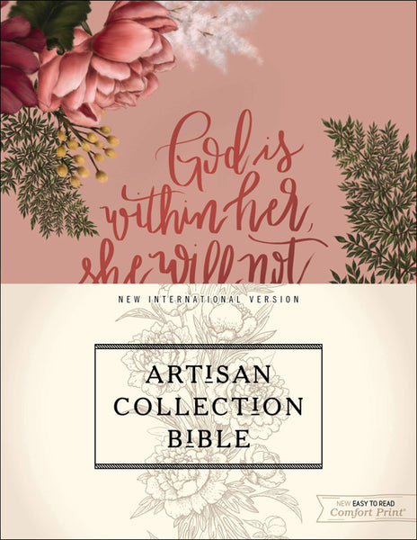 Artisan Collection Journal Bible