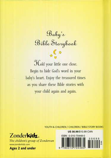 Baby's First Little Bibles Stories and Prayers