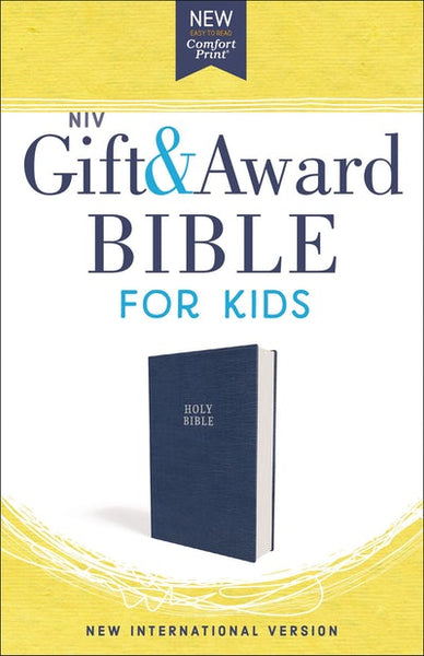 Gift & Award Bible for Kids