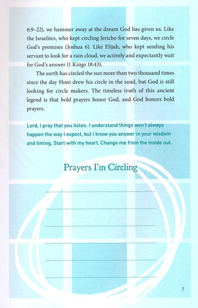 Circle Maker Devotions for Kids