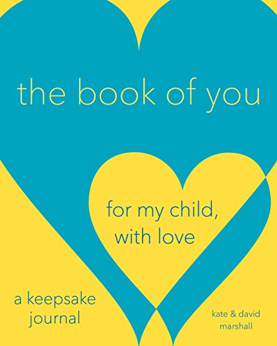 The Book of You - A Parent's Journal