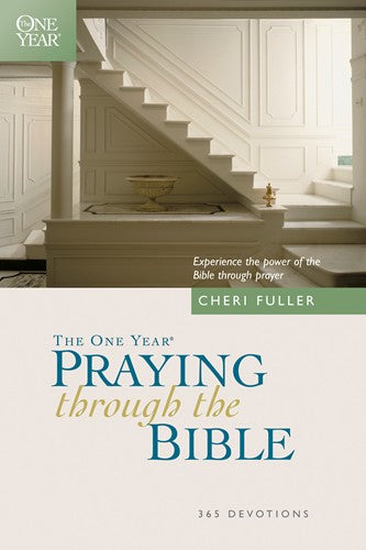 The One Year Praying through the Bible Softcover