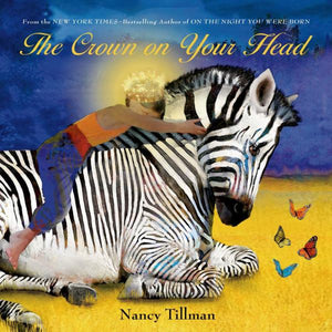 The Crown on Your Head - Board Book