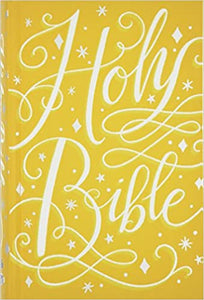 Golden Princess Sparkle Bible