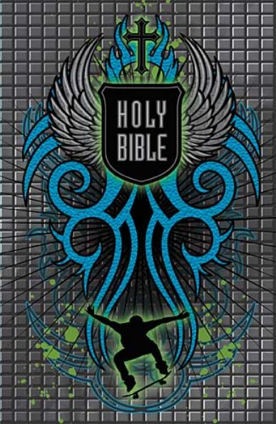SKATEBOARD BIBLE (ICB)