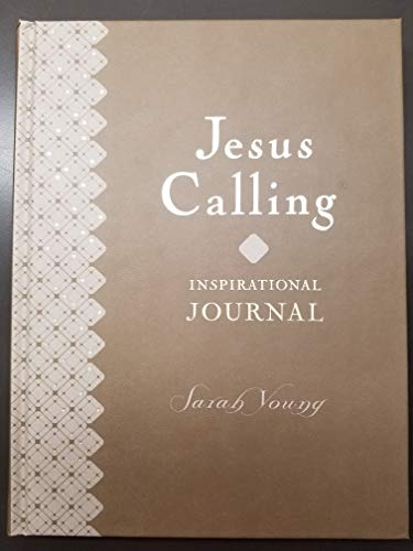Jesus Calling: Inspirational Journal