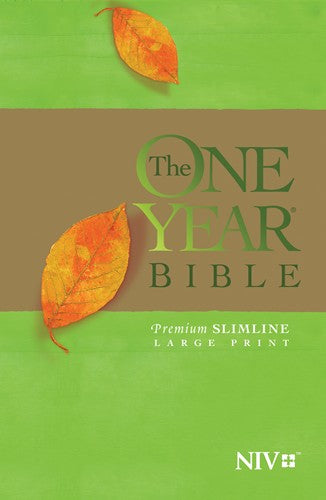 One Year Bible NIV