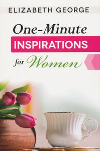 One-Minute Inspirations for Women booklets
