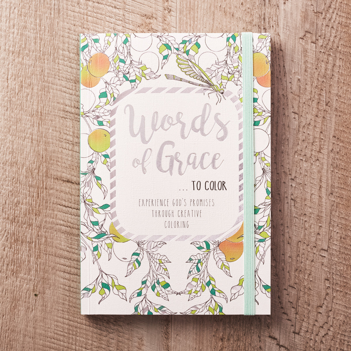 Words of Grace Color Book