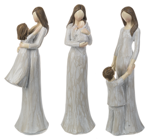 Mother and Child Figurines