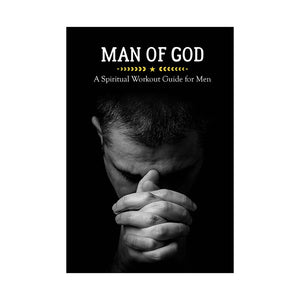 Man of God Devotional Book